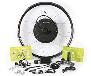 EBIKELING 48V 1500W Direct Drive Motor Rear Wheel 26″ 700c