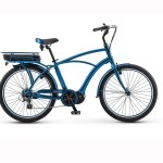 Raleigh Retroglide iE Currie Electro-Drive Centerdrive motor