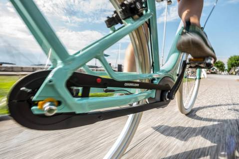 Pedal assist, also referred to as pedelec, is a mode that provides power only when you are pedaling. If you are used to riding a traditional bike, the pedal assist mode has a more intuitive feel compared to the throttle mode.