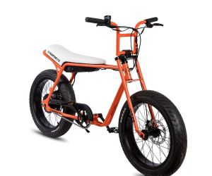 Super 73 Z1 Astro Orange Ebike