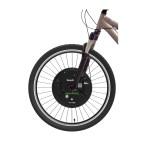 Wireless Electric Bike Front Wheel Conversion Kit