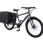 Mongoose Envoy Cargo Bike with 26-Inch Wheels