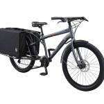 Mongoose Envoy Cargo Bike with 26-Inch Wheels