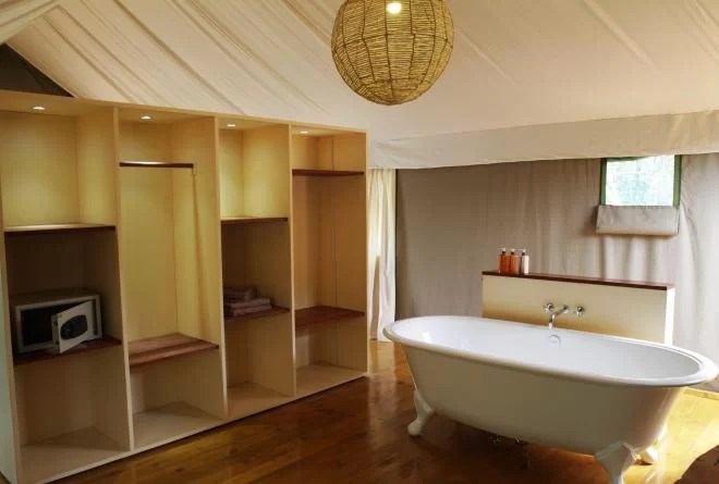 Ruzizi Tented Lodge- by Sarah Hall