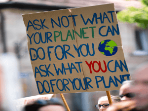 Environmental Crisis Educational Opportunities