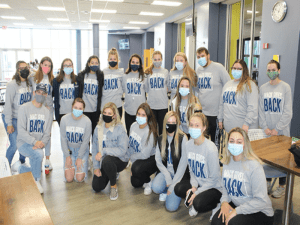 Read more about the article Merrimack College Gives Back by Feeding the Hungry