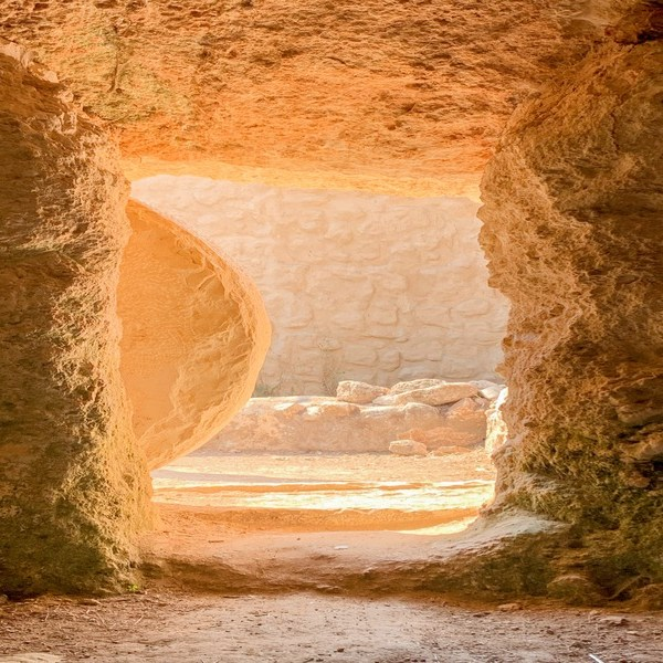 What a Trip to a Battle Zone Taught Me about Easter