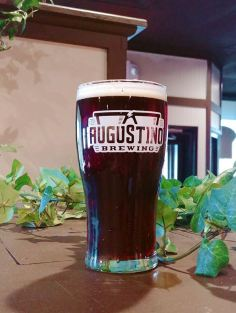 New German Style Doppelbock beer at Augustino Brewing Company