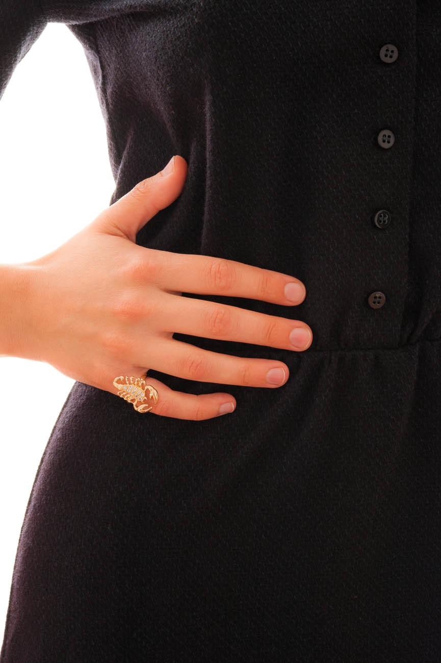 Skorpion Ring Designerschmuck online kaufen