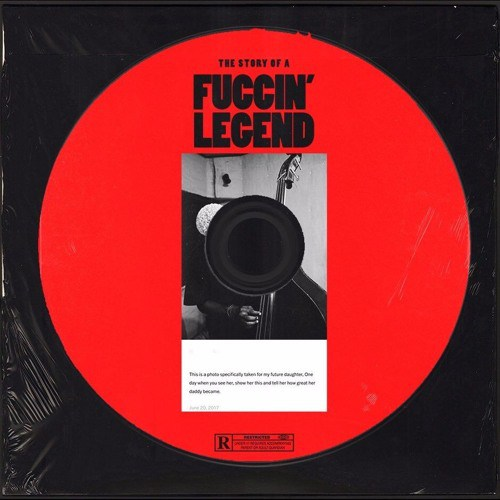 RJZ – Fuccin Legend (Tidal Edition)(Prod. by NOVA)