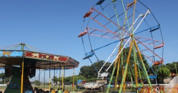 Feira da Cultura também tem Parque de Diversão