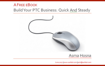 A Free eBook on Build Your PTC Business Quick And Steady