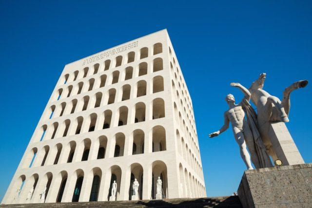 Fascist Architecture, Palazzo della Civiltà Italiana