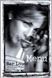 Bar Louie Menu