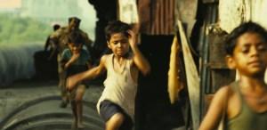 Slumdog Action scene