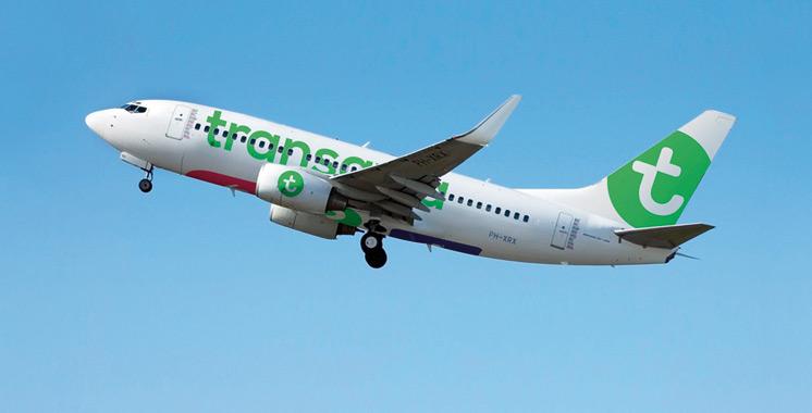 Transavia  renforce ses vols vers le Maroc