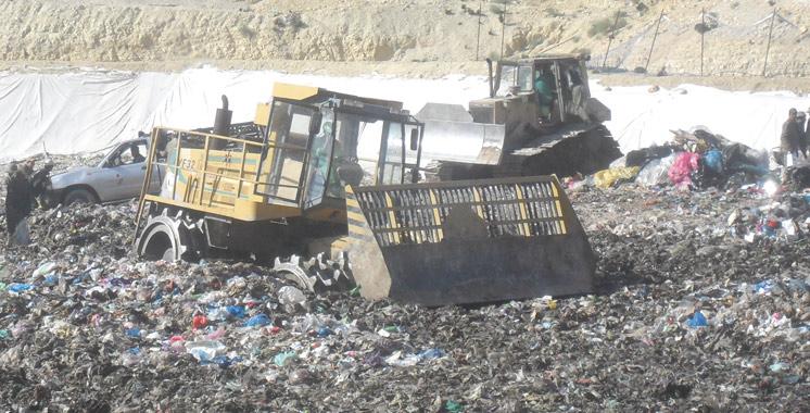 Catastrophe écologique à Agadir : Le lixiviat  de la décharge pollue la nappe phréatique