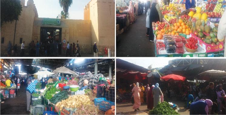 Souk El-Had : Une effervescence au quotidien