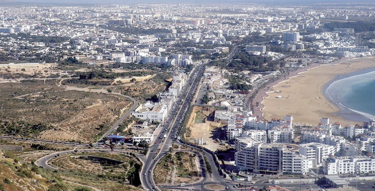 La Direction régionale des impôts d'Agadir classée première au niveau national