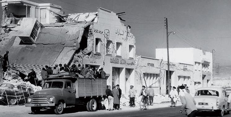 Agadir: Un mémoiroscope dans le pipe