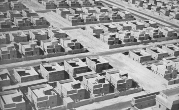 Old Kuwait Housing Project