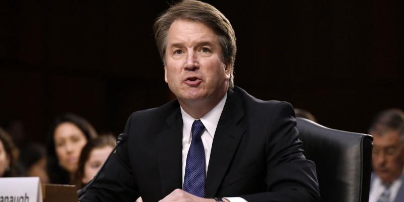 Justice Kavanaugh's first test on abortion comes this week