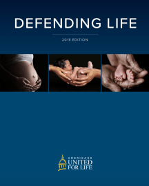 Defending Life 2018 cover