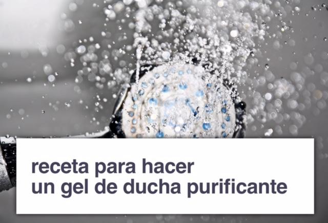 gel de ducha