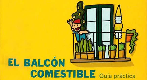 El balcón comestible - Guía práctica gratuita