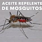 Cómo hacer un aceite repelente de mosquitos