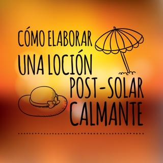 Loción POST-SOLAR calmante
