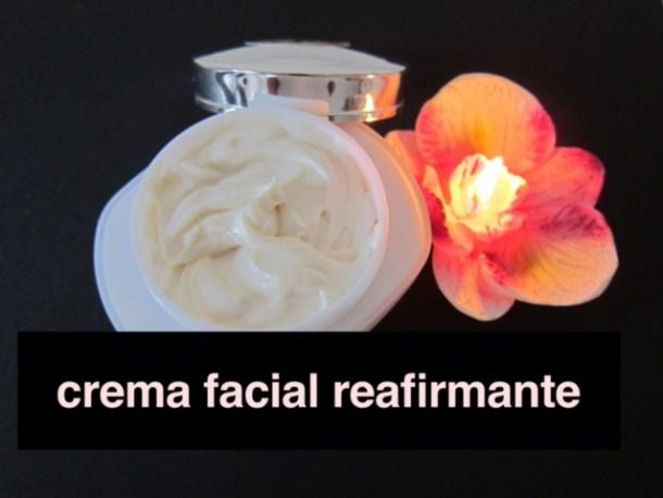 Crema facial reafirmante con silicio orgánico