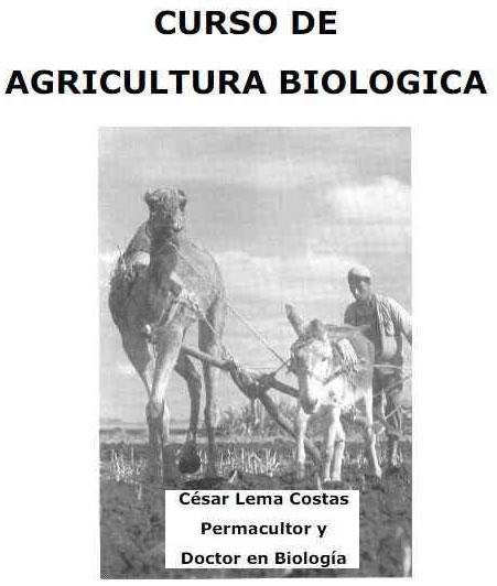 CURSO DE AGRICULTURA BIOLOGICa