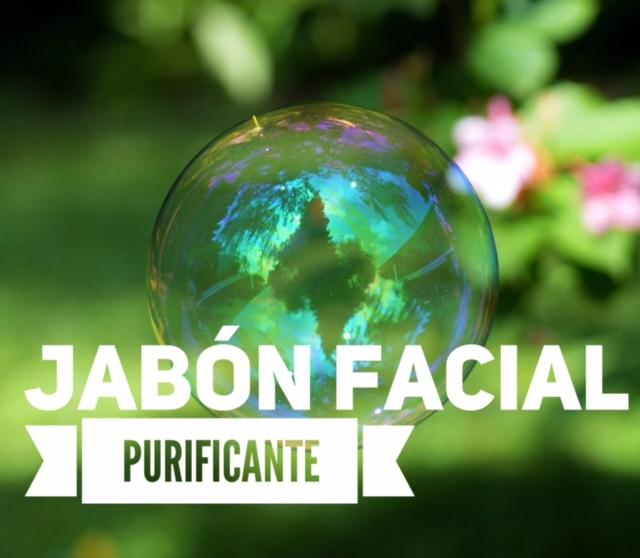 Receta: Jabón facial purificante