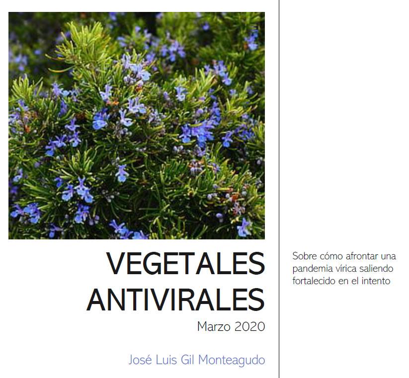 Vegetales antivirales