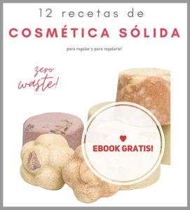 eBook gratis: cosmética natural sólida