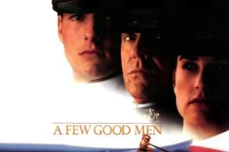 'Algunos hombres buenos', (Rob Reiner, 1992)