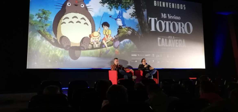 'Mi vecino Totoro', Hayao Miyazaki, 1988