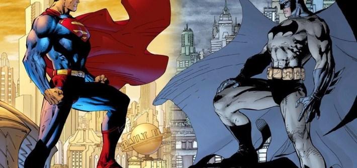 Superman vs. Batman. Fuente: Cenet