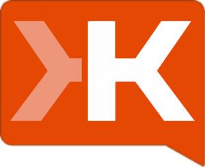 logo klout 300x244 Las 20 redes sociales que un Community Manager debe conocer y aprender