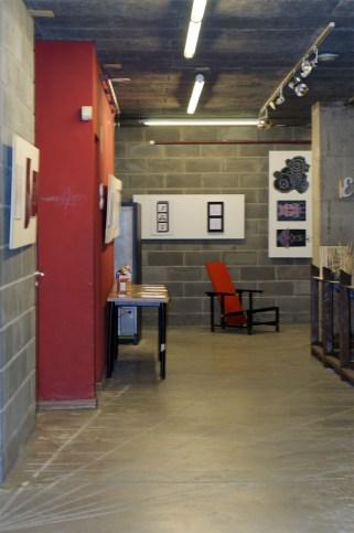 Exposición colectiva do alumnado do primeiro curso de Deseño de Interiores e Gráfica Publicitaria