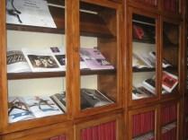 Exposición biblio y videográfica de danza 2011