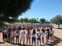 Danzas del mundo en el Guadalquivir