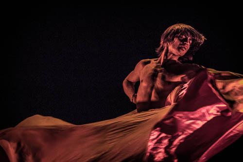 Fernando Solano. Flamenco.