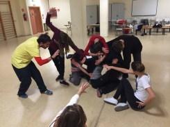 Taller de Danza-Teatro con Zuel.