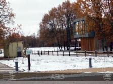nieve Casa del Parque
