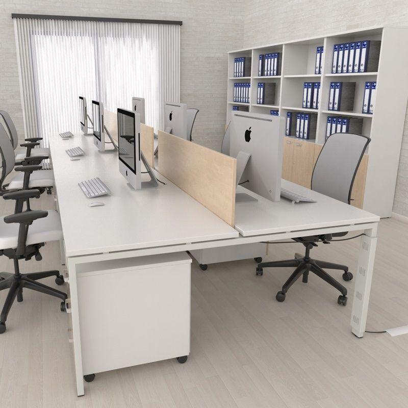 Bench para oficina modelo Portica AulaMobel Servicio
