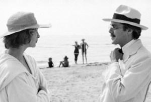 De la película Morte a Venezia, de Luchino Visconti