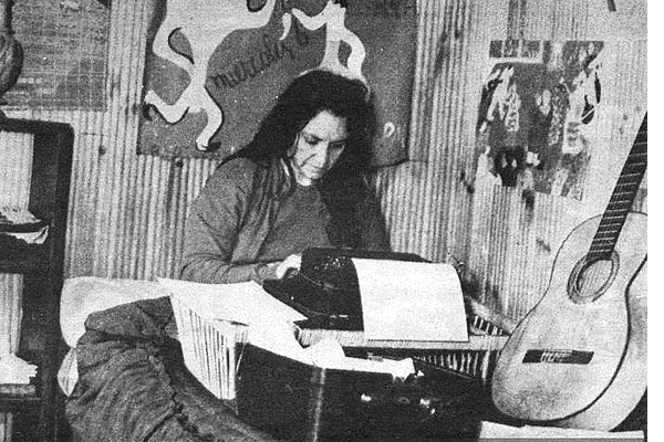 Violética, la flórica cantórica chilénica: 50 años de su partida