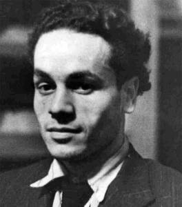 Joven antipoeta Nicanor Parra